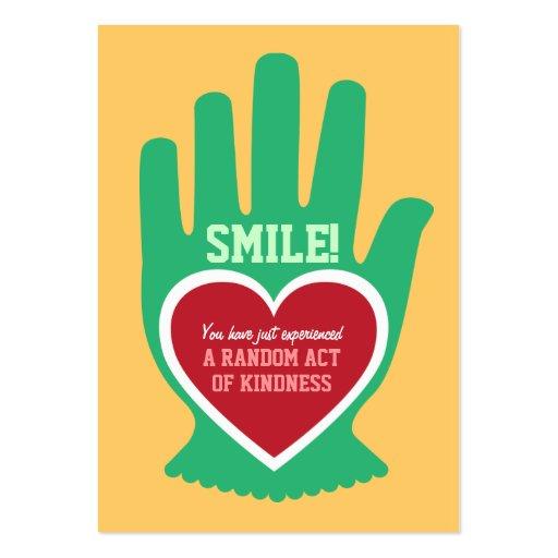 Wallet Card: Random Act of Kindness (RAK) Gift Large ...
