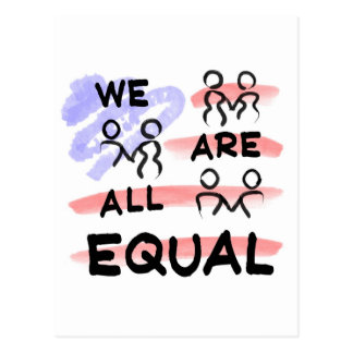 Are we all equal in the eyes of God?