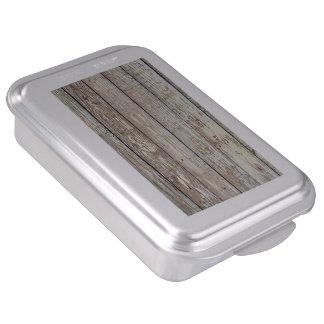 Wood Cake Pans Zazzle