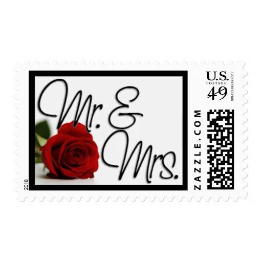 Postage For Wedding Invitations: Wedding Invitation Postage Stamp