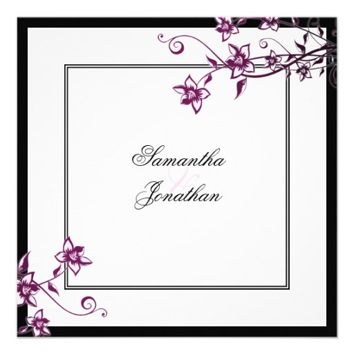 Sangria Wedding Invitations