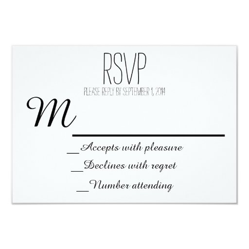 Wedding Invitations With Love Quote