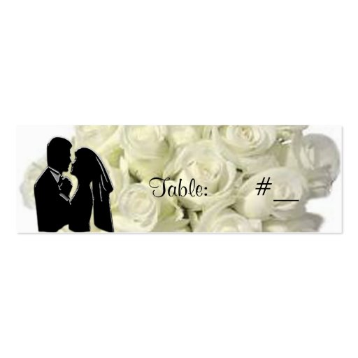 Wedding place cards template double sided mini business for Double sided place card template