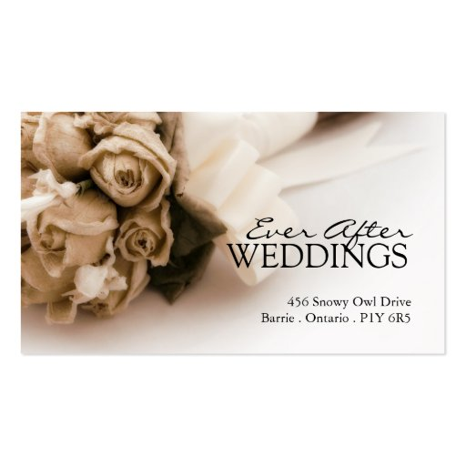 Business Cards For Wedding Planners → Attorney Business Cards