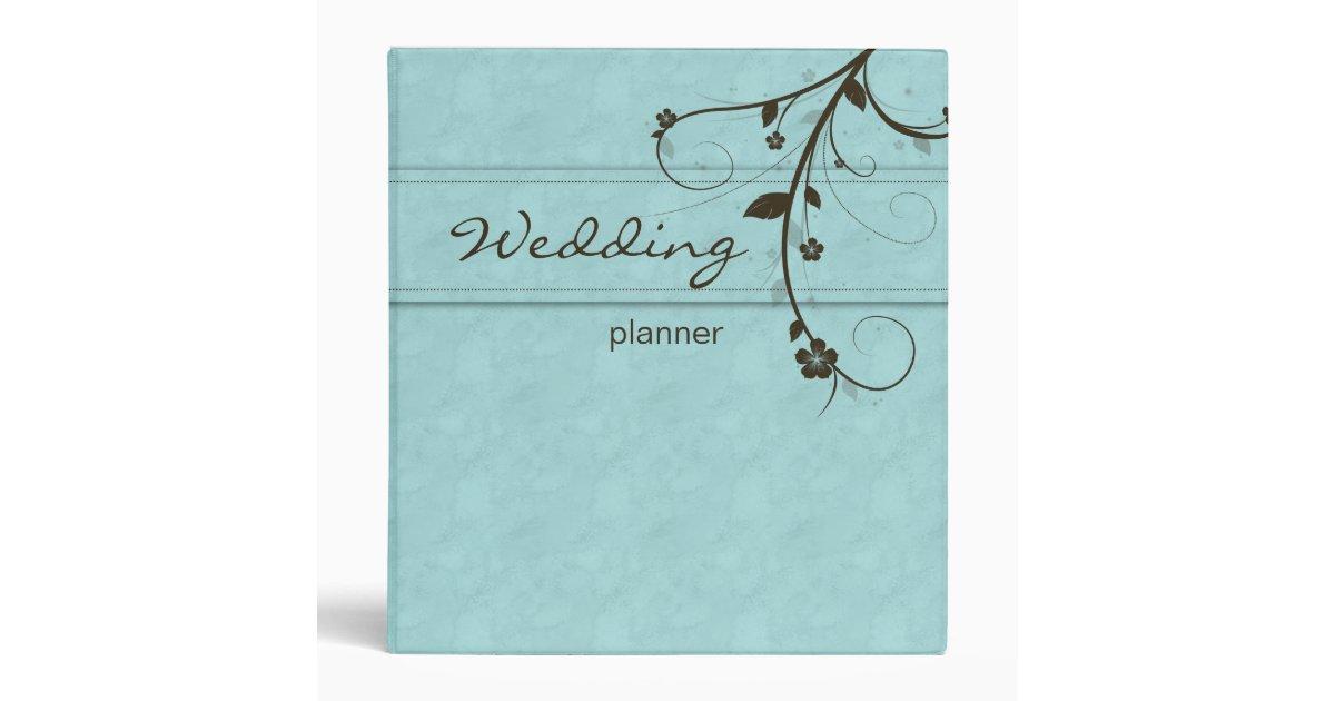 Printable Wedding Planner Binder Planning A Rustic: Wedding Planner Photo Binder Organizer