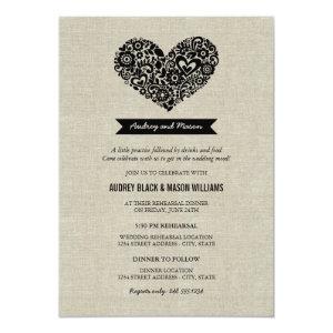 rehearsal dinner invitations custom wedding invitations online
