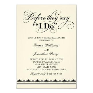 45 Wedding Rehearsal Invitation Wording Casual
