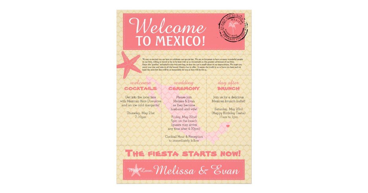 Mexico sample address