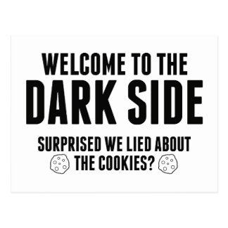 Welcome To The Dark Side Gifts On Zazzle