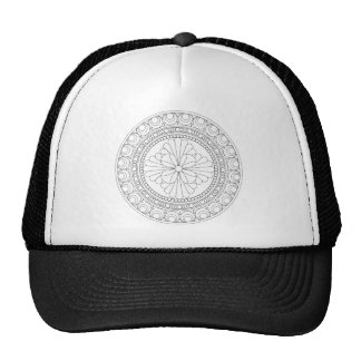 indian hat template - indian print hats zazzle
