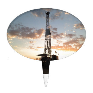 Rig Cake Toppers Zazzle