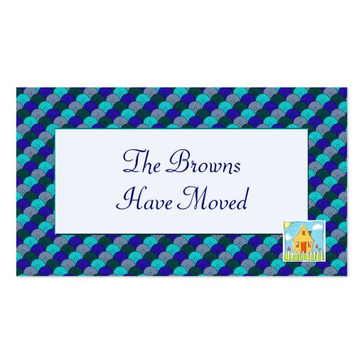 We 39 ve moved profile card template zazzle for We have moved cards templates