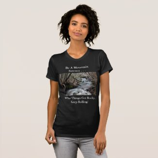 When Things Get Rocky Keep Rolling T-Shirt