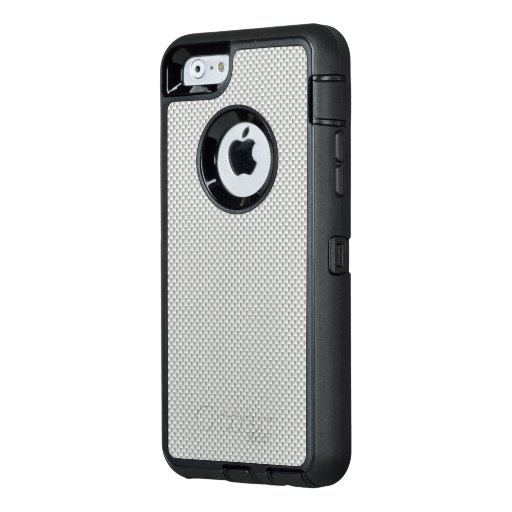 Grey And White Otterbox Iphone