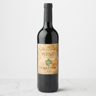 Wine Labels | Zazzle