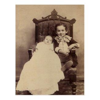 William LAHR (1875-1918) & sibling