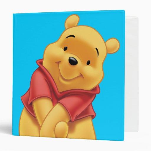 Winnie The Pooh 13 Binder