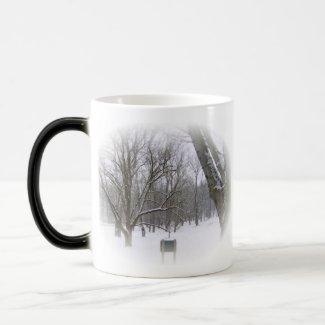 Winter Sleep mug