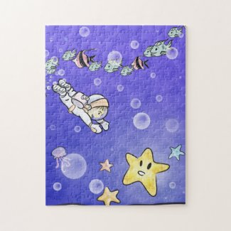 Wish Upon a Starfish puzzle