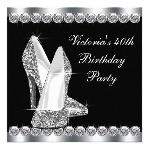 most popular 40th birthday party invitations custominvitations4u com