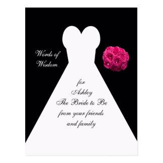 Wedding Advice Cards | Zazzle