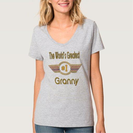 Granny T Shirt 83