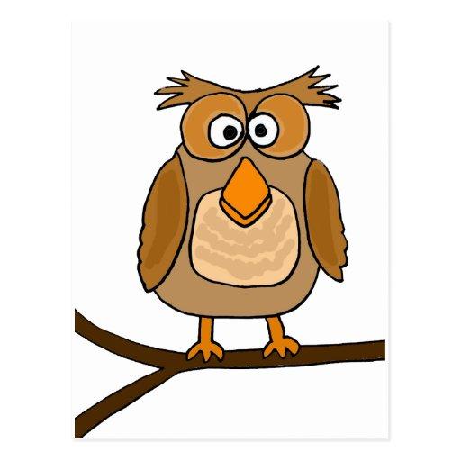funny cartoon owls - photo #11