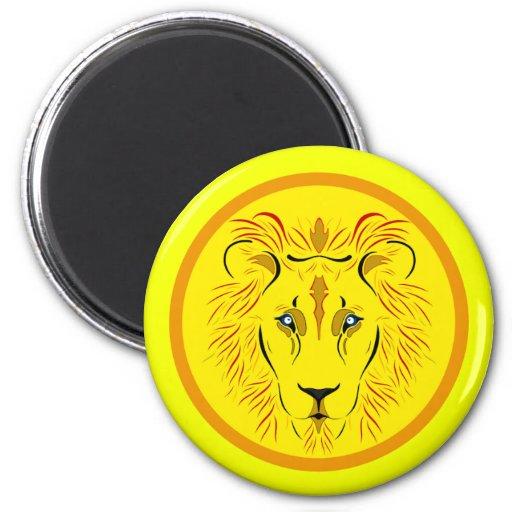 yellow lion logo - photo #22