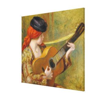 Sevilla albeniz guitar