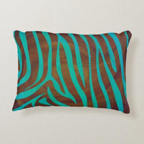 Fabulous Brown Zebra Print Throw Pillows Home Ideas Uwap Interior Chair Design Uwaporg