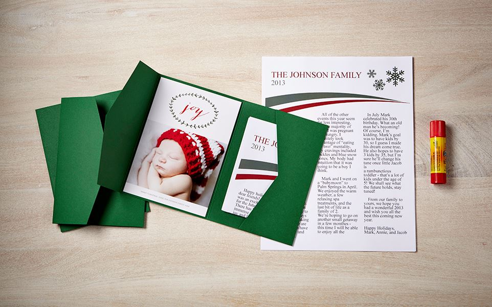 Diy Holiday Card Series Family Newsletter Zazzle Ideas