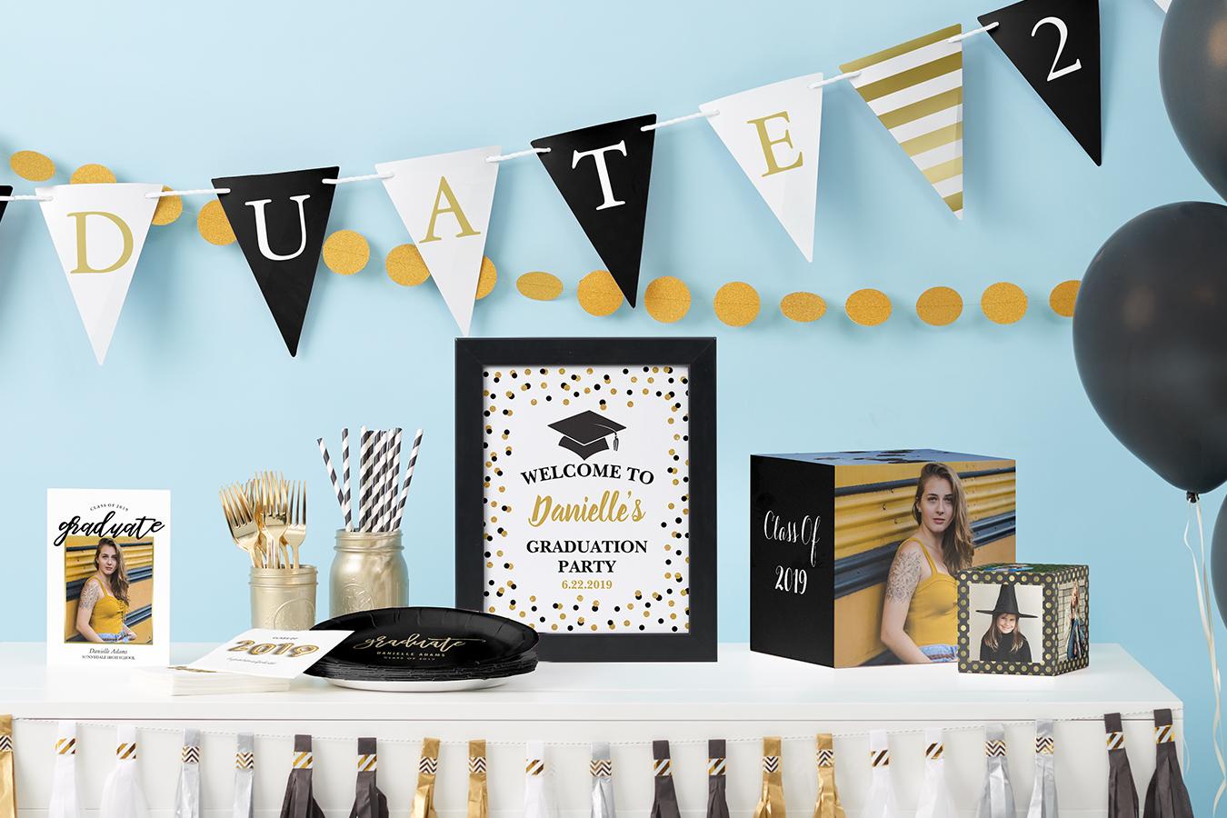 Graduation Party Decoration Ideas | Zazzle Ideas